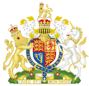 uk coat of arms