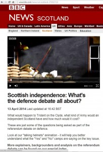 BBC Indy-Defence Video