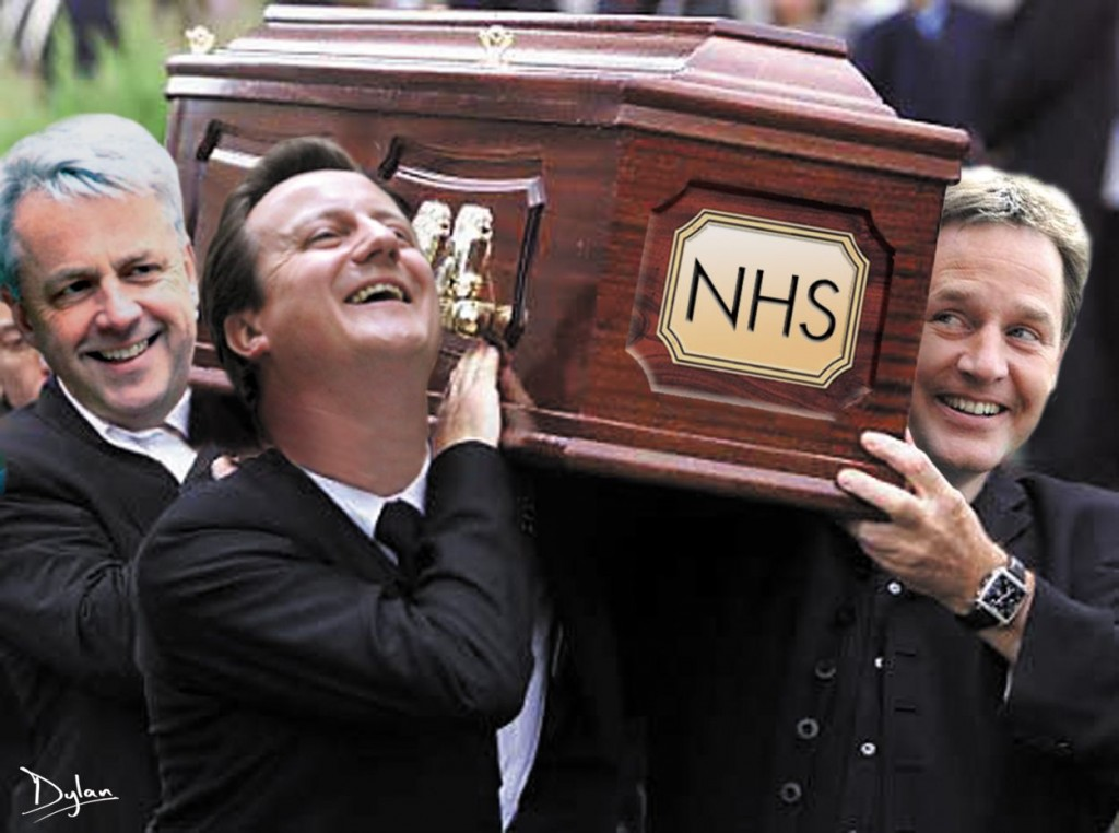 death of nhs